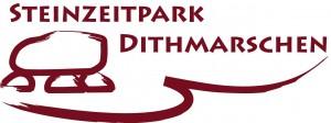 Logo Steinzeitpark Dithmarschen braunrot