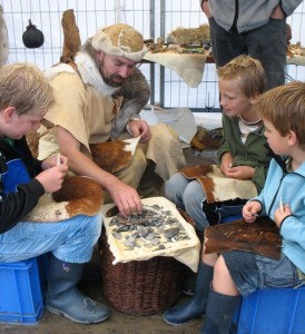 flint-knapping-for-kids
